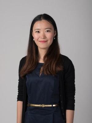 Hazel Wang headshot